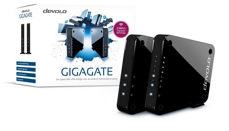 Review Devolo Gigagate Starter Kit Technieuws